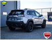 2020 Jeep Cherokee Trailhawk (Stk: 93322D) in St. Thomas - Image 7 of 28