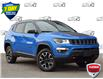 2021 Jeep Compass Trailhawk (Stk: 95829) in St. Thomas - Image 1 of 28