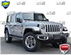 2021 Jeep Wrangler Unlimited Sahara (Stk: 97438D) in St. Thomas - Image 1 of 26