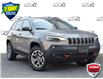 2020 Jeep Cherokee Trailhawk (Stk: 95407D) in St. Thomas - Image 1 of 30