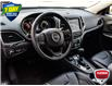 2020 Jeep Cherokee Trailhawk (Stk: 95610D) in St. Thomas - Image 14 of 30