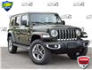 2021 Jeep Wrangler Unlimited Sahara (Stk: 97658D) in St. Thomas - Image 1 of 29