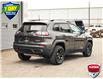 2020 Jeep Cherokee Trailhawk (Stk: 95510D) in St. Thomas - Image 7 of 27