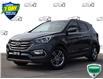 2018 Hyundai Santa Fe Sport  (Stk: 96883) in St. Thomas - Image 1 of 29