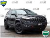 2017 Jeep Cherokee Trailhawk (Stk: 84746) in St. Thomas - Image 1 of 28