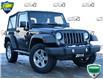 2014 Jeep Wrangler Sport (Stk: 91829) in St. Thomas - Image 1 of 22