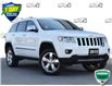 2013 Jeep Grand Cherokee Overland (Stk: 88537) in St. Thomas - Image 1 of 27