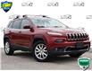 2017 Jeep Cherokee Limited (Stk: 97330) in St. Thomas - Image 1 of 25