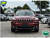 2017 Jeep Cherokee Limited (Stk: 97330) in St. Thomas - Image 4 of 25
