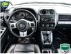 2017 Jeep Compass Sport/North (Stk: 92342X) in St. Thomas - Image 18 of 24