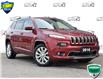2016 Jeep Cherokee Overland (Stk: 79637) in St. Thomas - Image 1 of 30