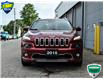 2016 Jeep Cherokee Overland (Stk: 79637) in St. Thomas - Image 4 of 30