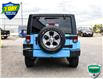 2017 Jeep Wrangler Unlimited Sahara (Stk: 85537) in St. Thomas - Image 9 of 25