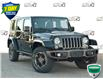 2017 Jeep Wrangler Unlimited Sahara (Stk: 84736X) in St. Thomas - Image 1 of 26