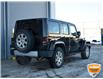 2011 Jeep Wrangler Unlimited 70th Anniversary (Stk: 49044Z) in St. Thomas - Image 7 of 22