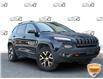 2016 Jeep Cherokee Trailhawk (Stk: 97242Z) in St. Thomas - Image 1 of 24
