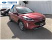 2021 Ford Escape SEL Hybrid (Stk: MUA07406) in Wallaceburg - Image 1 of 10