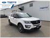 2017 Ford Explorer Sport (Stk: HGA18410T) in Wallaceburg - Image 1 of 15