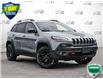 2016 Jeep Cherokee Trailhawk (Stk: P5966X) in Oakville - Image 1 of 27