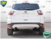 2018 Ford Escape SE White