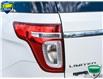 2014 Ford Explorer Limited (Stk: 0C089AX) in Oakville - Image 12 of 27