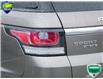 2016 Land Rover Range Rover Sport DIESEL Td6 HSE (Stk: P5954A) in Oakville - Image 12 of 30