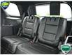 2019 Ford Explorer Platinum (Stk: P6015) in Oakville - Image 26 of 30