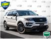 2017 Ford Explorer Sport (Stk: 1T937A) in Oakville - Image 1 of 27