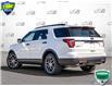 2017 Ford Explorer Sport (Stk: 1T937A) in Oakville - Image 4 of 27
