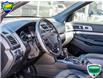 2017 Ford Explorer Sport (Stk: 1T937A) in Oakville - Image 13 of 27