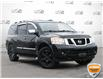 2012 Nissan Armada Platinum Edition (Stk: 0X008DA) in Oakville - Image 1 of 27