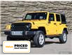 2015 Jeep Wrangler Unlimited Sahara (Stk: 16125A) in Hamilton - Image 1 of 22