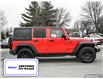 2016 Jeep Wrangler Unlimited Sport (Stk: L2244A) in Hamilton - Image 7 of 21