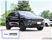2018 Jeep Cherokee Trailhawk (Stk: M2203A) in Hamilton - Image 7 of 30