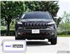 2018 Jeep Cherokee Trailhawk (Stk: M2203A) in Hamilton - Image 8 of 30