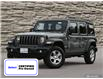 2020 Jeep Wrangler Unlimited Sport (Stk: P4081) in Welland - Image 1 of 27