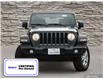 2020 Jeep Wrangler Unlimited Sport (Stk: P4081) in Welland - Image 2 of 27