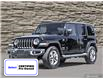 2020 Jeep Wrangler Unlimited Sahara (Stk: 16090A) in Hamilton - Image 1 of 29