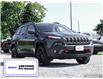 2018 Jeep Cherokee Trailhawk (Stk: M1286A) in Hamilton - Image 8 of 29