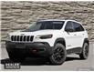 2021 Jeep Cherokee Trailhawk (Stk: J4277) in Brantford - Image 1 of 27