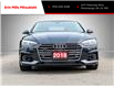 2018 Audi A5 2.0T Technik (Stk: P2552) in Mississauga - Image 2 of 30