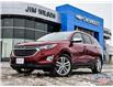 2021 Chevrolet Equinox Premier (Stk: 202186) in Orillia - Image 1 of 30