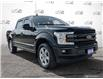2018 Ford F-150 Lariat (Stk: 1441A) in St. Thomas - Image 1 of 30