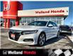 2018 Honda Accord Touring (Stk: U20409) in Welland - Image 1 of 20