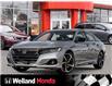 2021 Honda Accord SE 1.5T (Stk: N21206) in Welland - Image 1 of 23