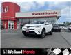 2018 Toyota RAV4 XLE (Stk: U21268) in Welland - Image 1 of 2