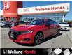 2021 Honda Accord SE 1.5T (Stk: N21173) in Welland - Image 1 of 27