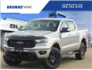 2020 Ford Ranger Lariat (Stk: T21-2072A) in Dawson Creek - Image 1 of 15