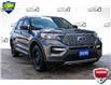 2020 Ford Explorer Platinum (Stk: 44618AU) in Innisfil - Image 1 of 28