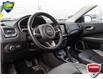 2019 Jeep Compass North White
